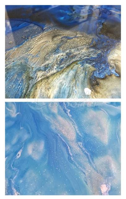 epoxy metalic