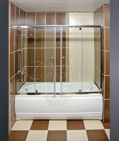 Shower and Bathtub Cabins K-4823