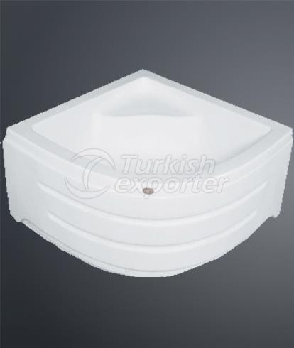 Shower Trays with Panel T-5005