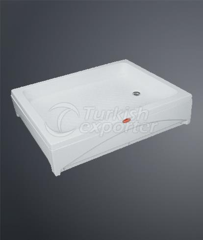 Shower Trays with Panel D-8016