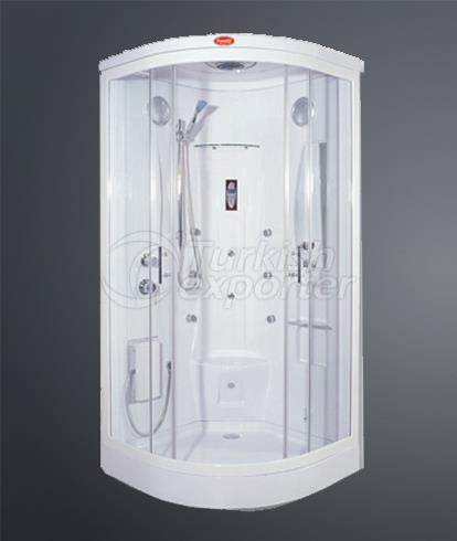 Compact Shower Systems C-2007