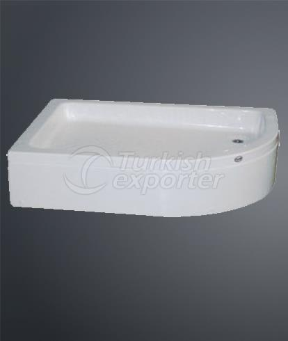 Shower Trays with Panel D-8019