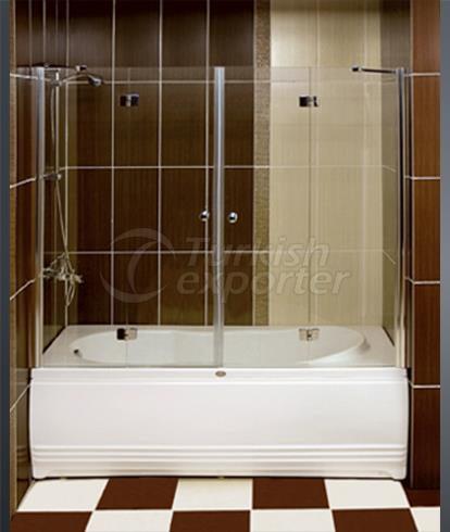 Shower and Bathtub Cabins D-6704