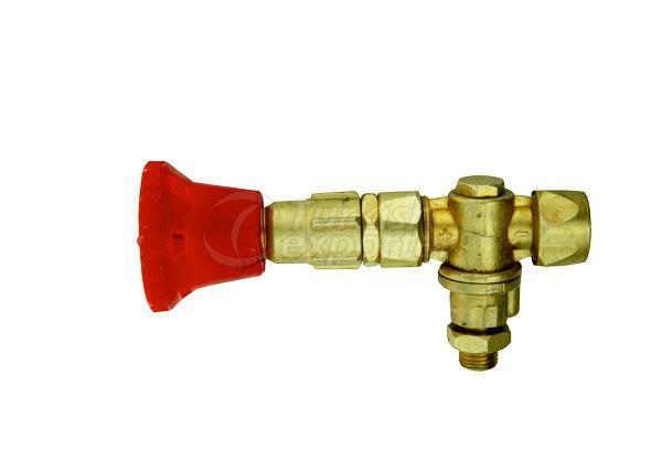 Cone 15mm Turbo Nozzle M014
