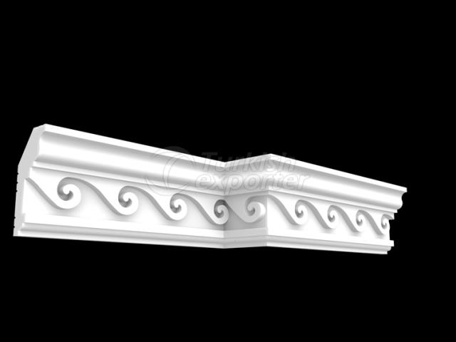 Patterned Mouldings PDKP01