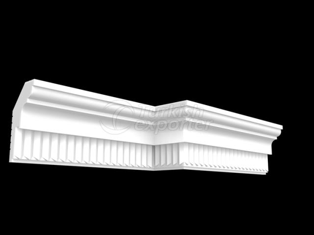 Patterned Mouldings PDKP02