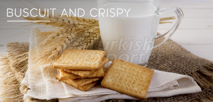 Biscuit and Crispy