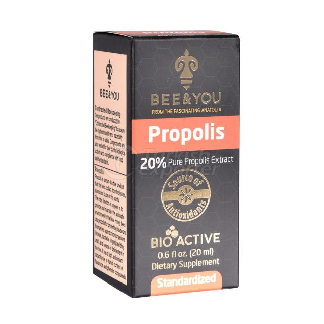 Propolis Extract Package