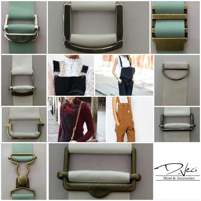 Adjustable buckles