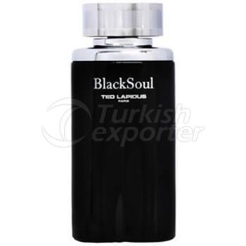 Ted Lapidus Blacksoul Edt Vapo Natural