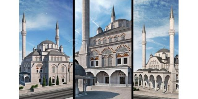 Esenyurt Mosque-Social Facilities 2015