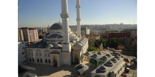 Esenyurt Mosque-Social Facilities 2015