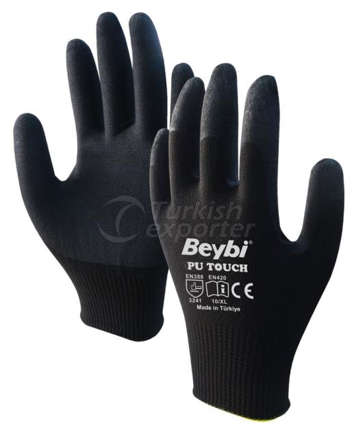 Technical Gloves PU Touch