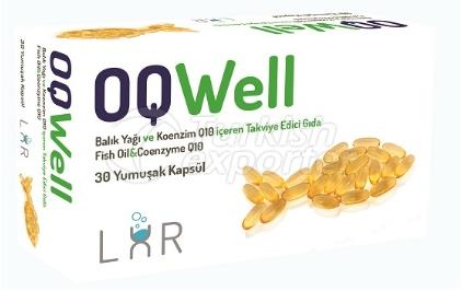 Nutritional Supplements OQWell