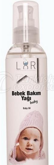 Baby Care Oils LXR Baby