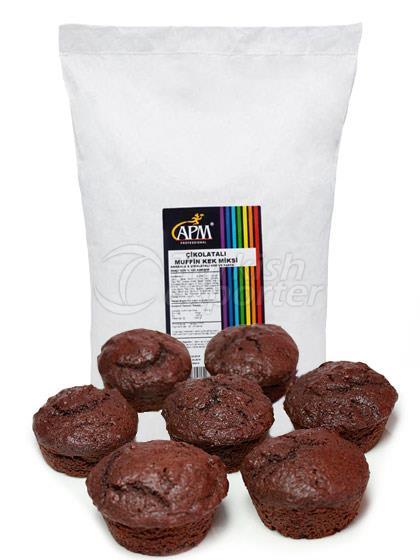 Chocolate Muffin Cake Mixer