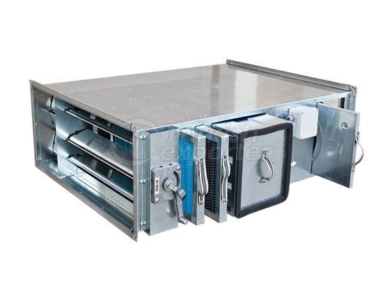 Shelter Ventilation Unit