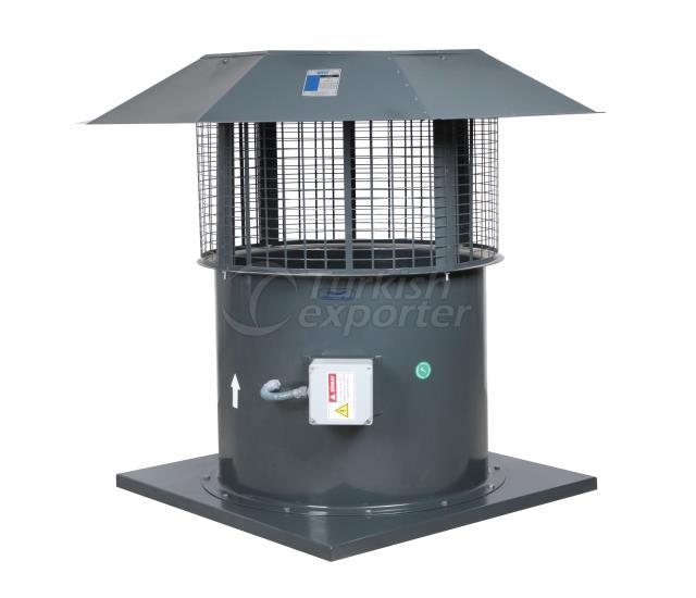 Roof Type Axial Fan