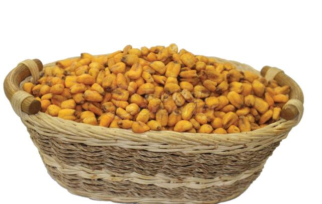 Roasted Spicy Corn