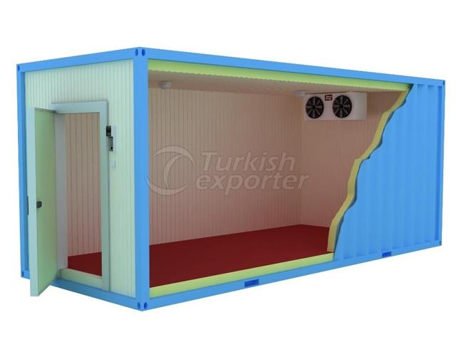 Containerized Cold Storages