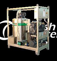 Flake Ice Machine (Sea Water)