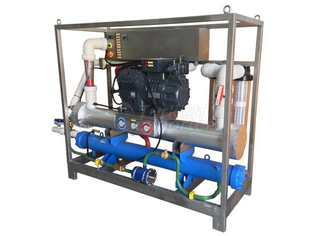 Sea Water Chiller Unit