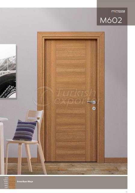 Laminated Doors M602