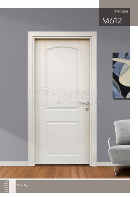 Laminated Doors M612