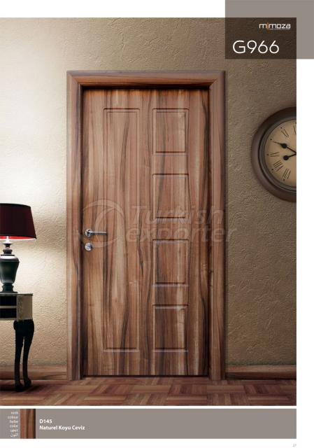 Membrane Doors G966