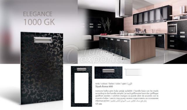 Cabinet Doors Elegance 1000 GK
