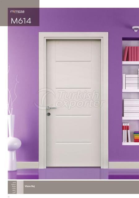 Laminated Doors M614