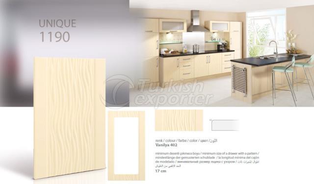 Cabinet Doors Unique 1190