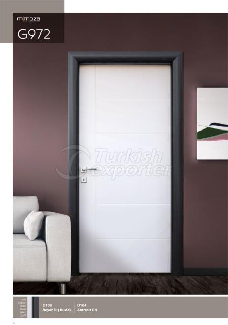 Membrane Doors G972