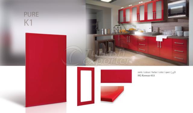 Cabinet Doors Pure K1