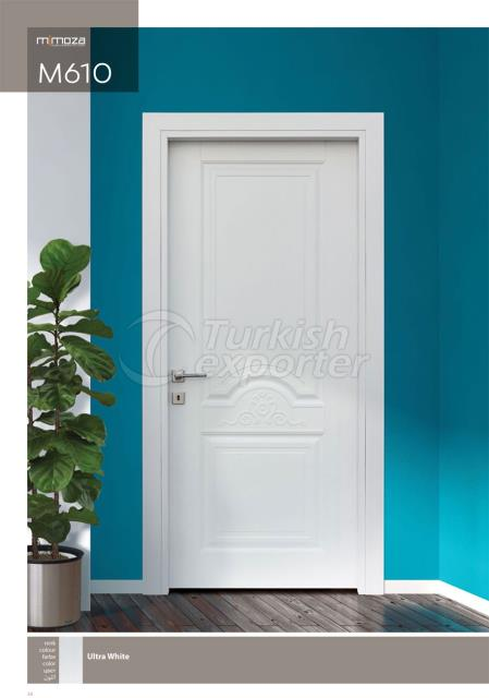Laminated Doors M610