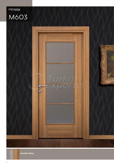Laminated Doors M603