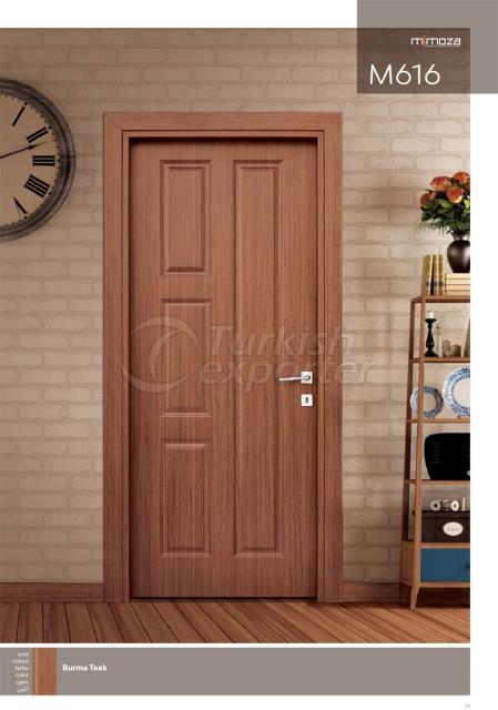 Laminated Doors M616