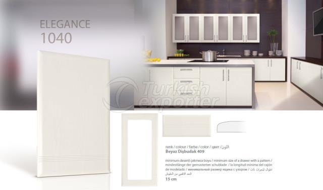 Cabinet Doors Elegance 1040