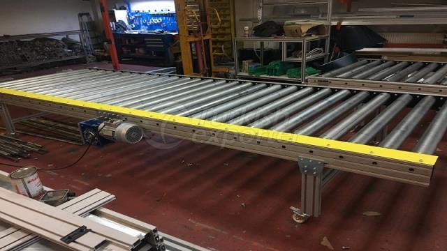 ROL-76 Drive Roller Conveyor