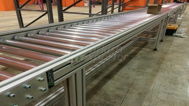ROL-50 Rover Roller Conveyor