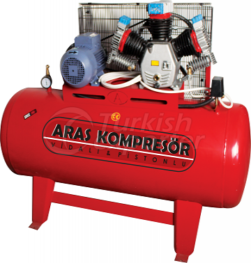 Double Stage Compressor KRS 300