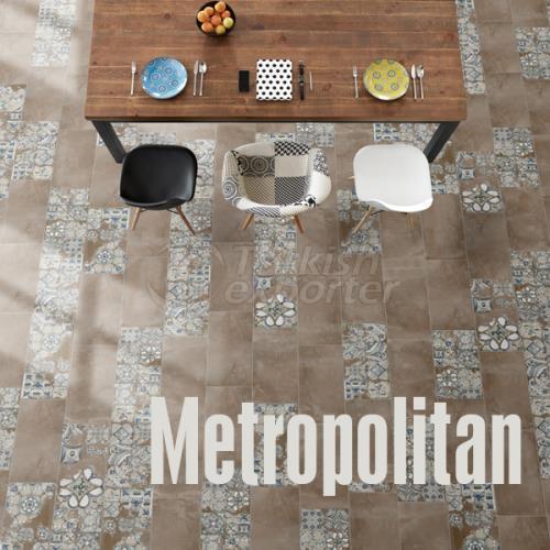 Ceramic Metropolitan