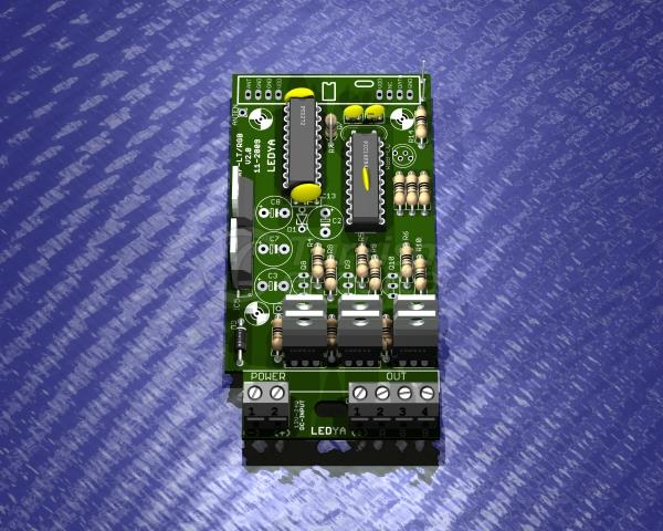 Led Control Cards