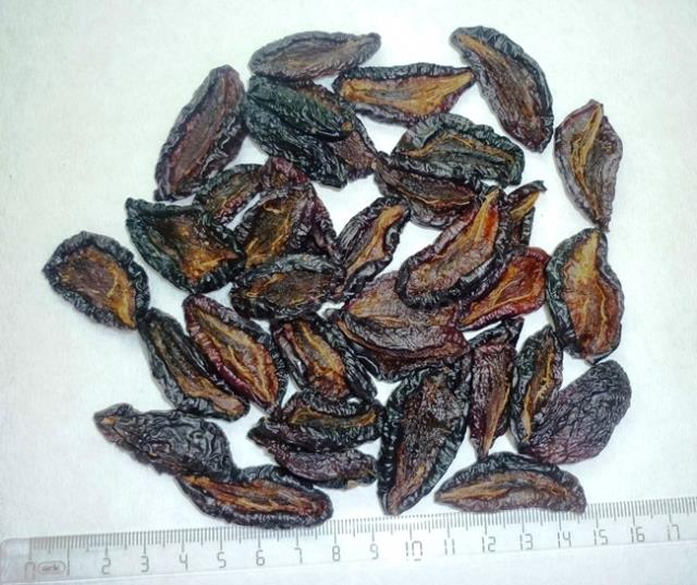 Organic Dried Prunes