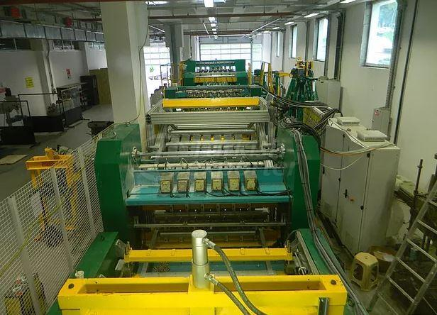 Structural Insulated Panel Production Line