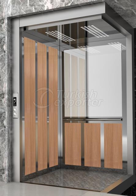 Elevator Cabins Inca