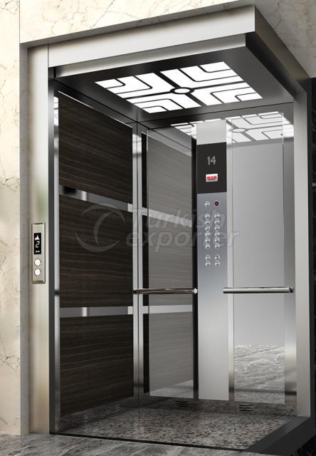 Elevator Cabins - Zel
