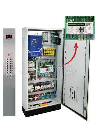 Lift Control Panels Lisa Schneider