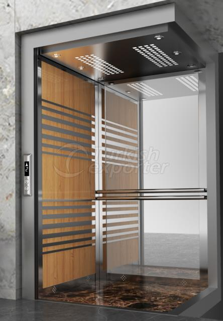 Elevator Cabins Sahara