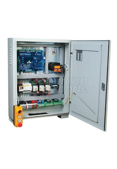 Lift Control Panels Hidrolik